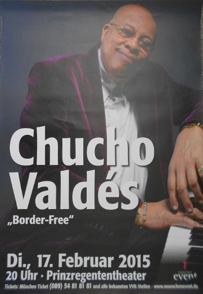 chucho valdés border free